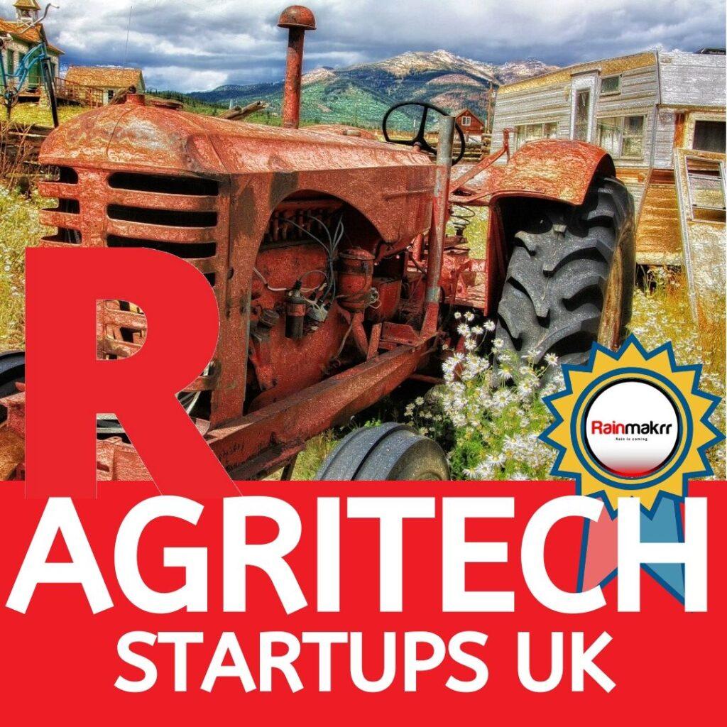 uk agritech startups uk