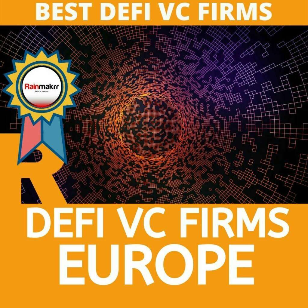 defi venture capital firms london defi venture capital firms europe