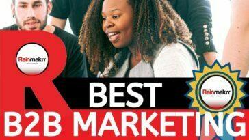 Top b2b marketing agency london b2b marketing agencies london